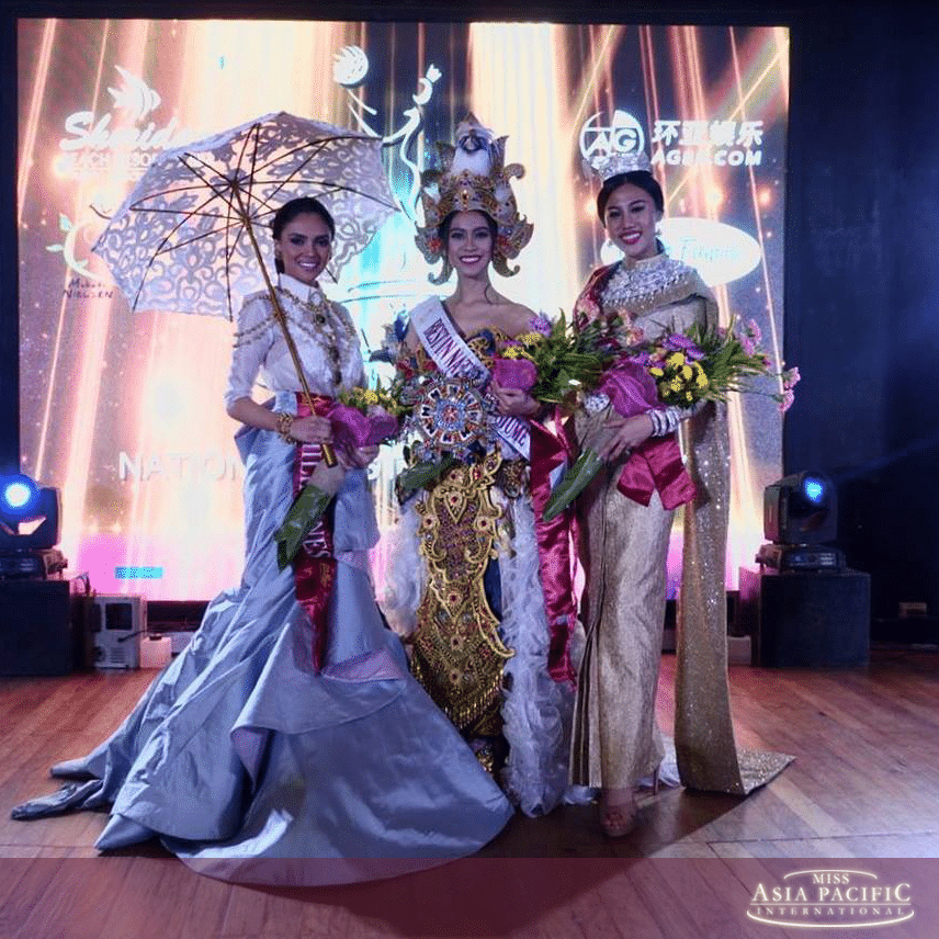 Winner: Miss Indonesia- An Nisaa Meidina